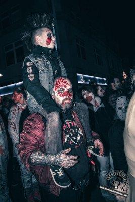 Fotos Zombiewalk Essen 2017, @Musikiathek-82