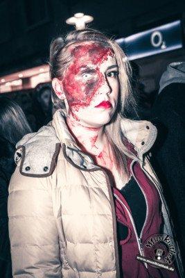 Fotos Zombiewalk Essen 2017, @Musikiathek-89