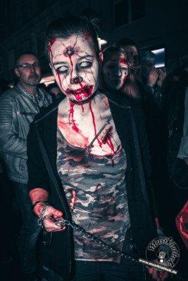 Fotos Zombiewalk Essen 2017, @Musikiathek-91