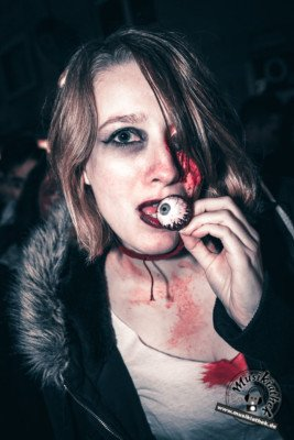 Fotos Zombiewalk Essen 2017, @Musikiathek-93