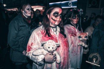 Fotos Zombiewalk Essen 2017, @Musikiathek-95