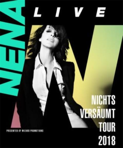 Nena – Nichts Versäumt – Tour 2018