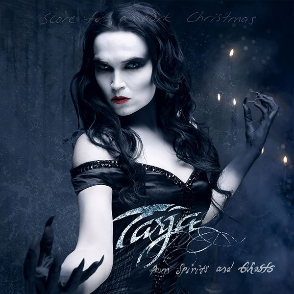 """Verlosung: Tarja """"from Spirits and Ghosts (Score for a dark Christmas)"""""""