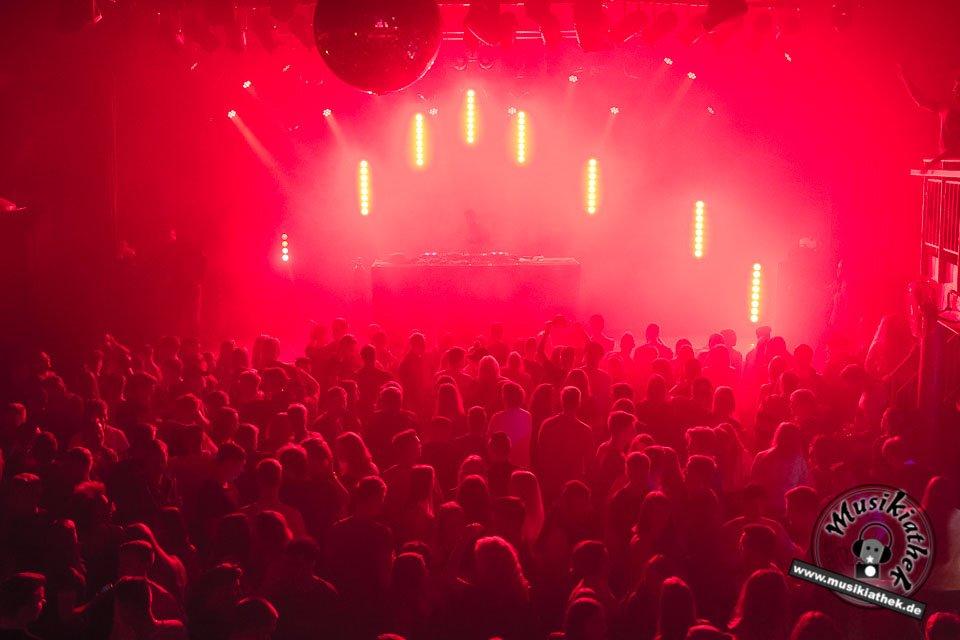Zeche Bochum Scream & Shout - With Jan Leyk 21.10.2017-45