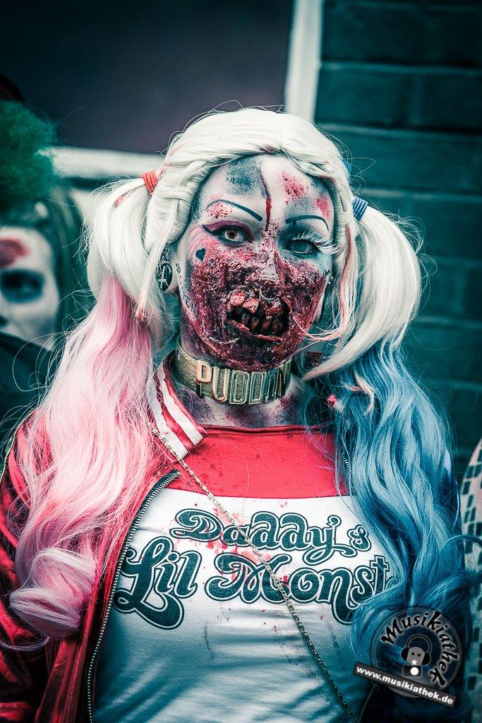 Die 25 gruseligsten Halloween Verkleidungen