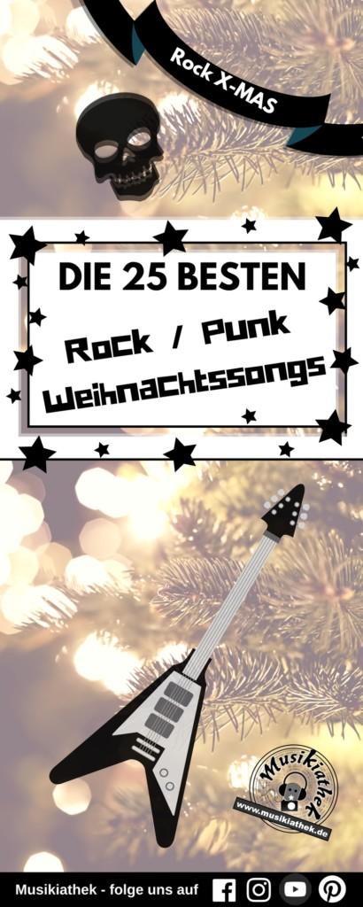 Gute Weihnachtslieder.Rockige Weihnachtslieder Eine Liste Der 25 Besten Rocksongs Zu
