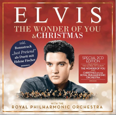 "Christmas ""Royal"" mit Elvis und Roy Orbison (VÖ 24.11.)"