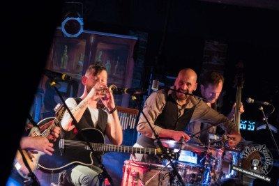 Fiddler's Green - Musikbunker Aachen - 10.11.2017-11