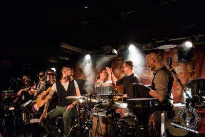 Fiddler's Green - Musikbunker Aachen - 10.11.2017-21