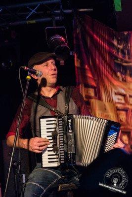 Fiddler's Green - Musikbunker Aachen - 10.11.2017-23