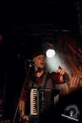 Fiddler's Green - Musikbunker Aachen - 10.11.2017-26