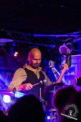 Fiddler's Green - Musikbunker Aachen - 10.11.2017-5