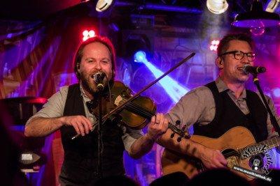 Fiddler's Green - Musikbunker Aachen - 10.11.2017-6