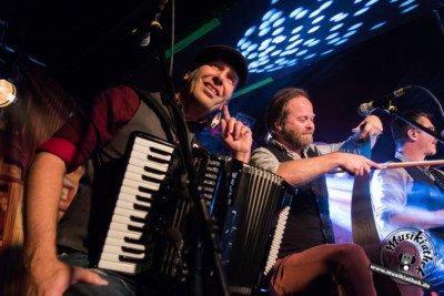 Fiddler's Green - Musikbunker Aachen - 10.11.2017-9