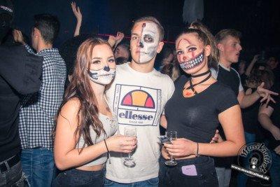 Halloween in der Zeche Bochum 31.10.2017-37