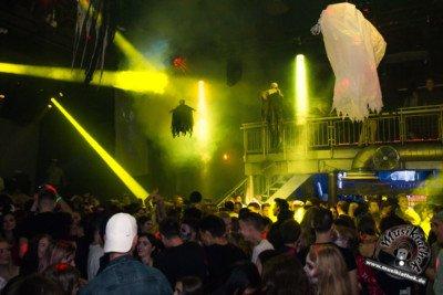 Halloween in der Zeche Bochum 31.10.2017-44