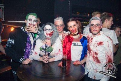 Halloween in der Zeche Bochum 31.10.2017-47