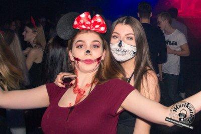 Halloween in der Zeche Bochum 31.10.2017-5