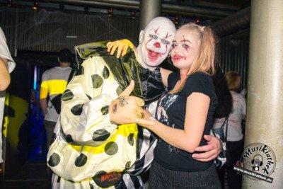 Halloween in der Zeche Bochum 31.10.2017-69