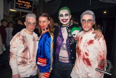 Halloween in der Zeche Bochum 31.10.2017-9