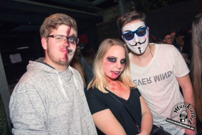 Halloween in der Zeche Bochum 31.10.2017-93