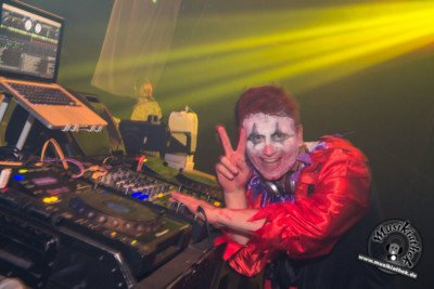 Halloween in der Zeche Bochum 31.10.2017-99