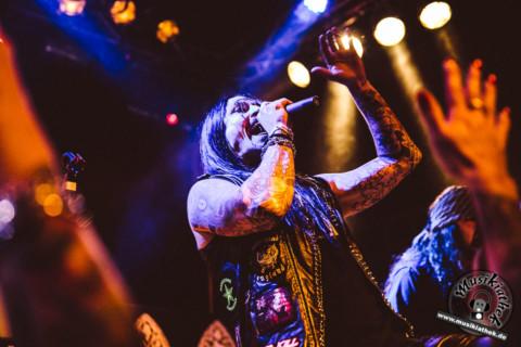 Live: Hardcore Superstar – Essen Turock – 16.11.2017