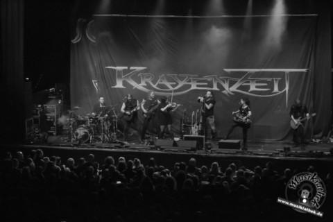 Fotos: Krayenzeit – E-Werk Köln – 08.11.2017