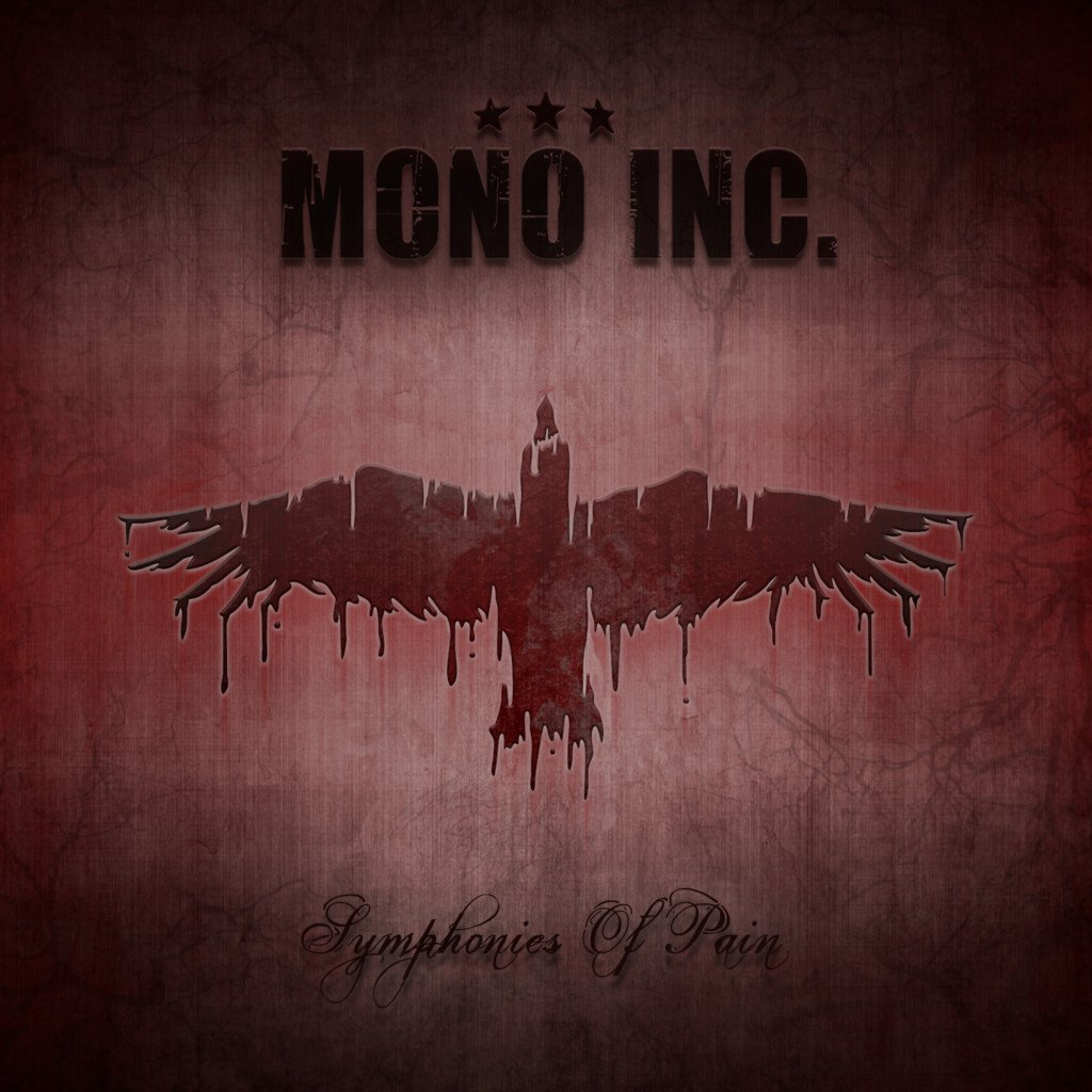 MONO INC.: Symphonies of Pain - Hits and Rarities (VÖ 24.11.)