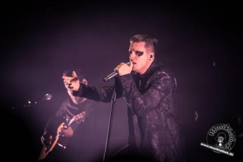 Live: The Dark Tenor – Bochum Christuskirche – 10.11.2017