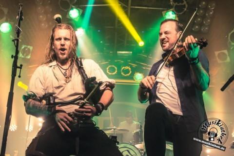 Live: Versengold (Support: D'Artagnan) – Matrix Bochum – 04.11.2017