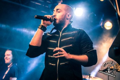 Fotos: Beast In Black - Matrix Bochum - 16.12.2017