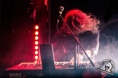 Fotos: Beyond The Black - Matrix Bochum - 16.12.2017