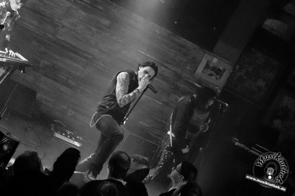 Chemical Sweet Kid - Rockpalast Bochum - 02.12.2017-16