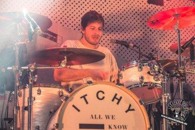 Fotos: Itchy - Zeche Bochum - 14.12.2017