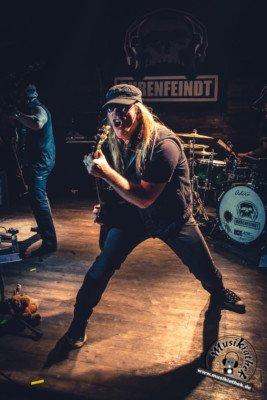 Fotos: Ohrenfeindt - Rockpalast Bochum - 15.12.2017