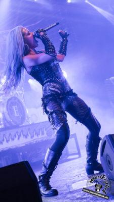 Arch Enemy - Turbinenhalle Oberhausen - 26. Januar 2018 - 07Musikiathek midRes