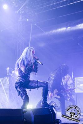 Arch Enemy - Turbinenhalle Oberhausen - 26. Januar 2018 - 08Musikiathek midRes