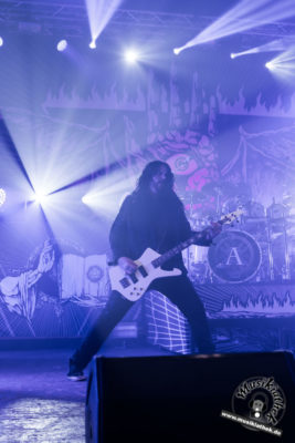 Arch Enemy - Turbinenhalle Oberhausen - 26. Januar 2018 - 14Musikiathek midRes