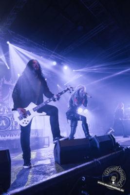 Arch Enemy - Turbinenhalle Oberhausen - 26. Januar 2018 - 17Musikiathek midRes