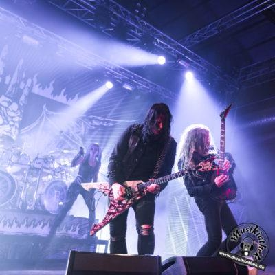 Arch Enemy - Turbinenhalle Oberhausen - 26. Januar 2018 - 18Musikiathek midRes