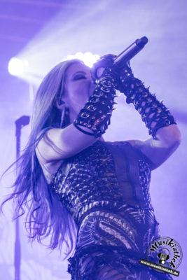 Arch Enemy - Turbinenhalle Oberhausen - 26. Januar 2018 - 24Musikiathek midRes