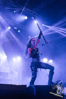 Arch Enemy - Turbinenhalle Oberhausen - 26. Januar 2018 - 25Musikiathek midRes