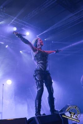 Arch Enemy - Turbinenhalle Oberhausen - 26. Januar 2018 - 35Musikiathek midRes