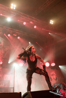 Arch Enemy - Turbinenhalle Oberhausen - 26. Januar 2018 - 47Musikiathek midRes