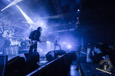 Arch Enemy - Turbinenhalle Oberhausen - 26. Januar 2018 - 67Musikiathek midRes