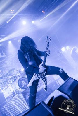 Arch Enemy - Turbinenhalle Oberhausen - 26. Januar 2018 - 77Musikiathek midRes