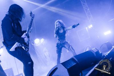 Arch Enemy - Turbinenhalle Oberhausen - 26. Januar 2018 - 79Musikiathek midRes