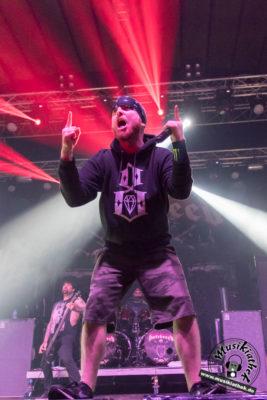 Hatebreed - Turbinenhalle Oberhausen - 27. Januar 2018 - 20Musikiathek midRes