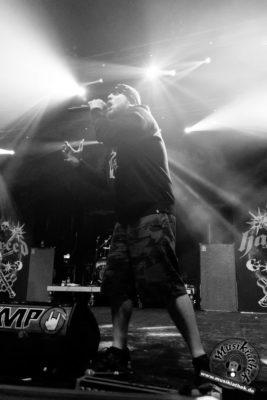 Hatebreed - Turbinenhalle Oberhausen - 27. Januar 2018 - 34Musikiathek midRes